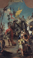 The Triumph of Marius 1729 - Giovanni Battista Tiepolo