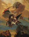 Perseus and Andromeda 1730 - Giovanni Battista Tiepolo