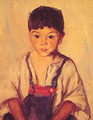 Gypsy Boy - Robert Henri