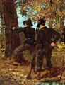 The Sharpshooters - Winslow Homer