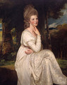 Lady Elizabeth Hamilton Countess of Derby 1776 - George Romney