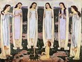 The Consecrated One Date unknown - Ferdinand Hodler