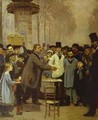 A Newspaper Seller In Paris 1873 - Ilya Efimovich Efimovich Repin