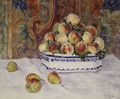 Still Life with Peaches 1881 - Pierre Auguste Renoir