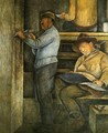Political Vision of the Mexican People The Painter the Sculptor and the Architect 1923 to 1928 - Diego Rivera