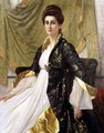 Portrait of Mrs Ernest Moon nee Emma de Villiers Lamb 1888 - Sir William Blake Richmond