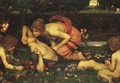 The Awakening Of Adonis - John William Waterhouse