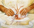 The Hands of Dr Moore (Los manos del Dr Moore) 1940 - Diego Rivera