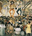 The Day of the Dead 1924 - Diego Rivera
