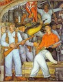 The Arsenal - Diego Rivera