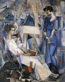 Portrait of Two Women 1914 - Diego Rivera