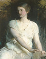 Young Woman 1898 - Abbott Handerson Thayer