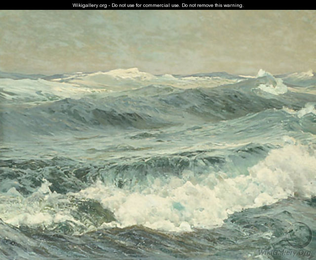 The Roaring Forties 1908 - Frederick Judd Waugh