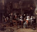 Twin Birth Celebration 1668 - Jan Steen