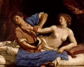 Joseph and the Wife of Potiphar 1649 - Guercino