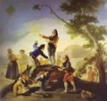 La Cometa (The Kite) 1778 - Francisco De Goya y Lucientes