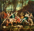 The Triumph of Pan - Nicolas Poussin