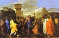 The Ordination 1647 - Nicolas Poussin