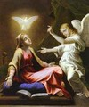 The Annunciation 1657 - Nicolas Poussin