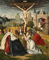 The Crucifixion ca 1495 - Jan Provost
