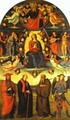 The Assumption Of The Virgin With Saints 1500 - Pietro Vannucci Perugino