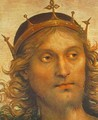The Almighty With Prophets And Sybils Detail Ii 1500 - Pietro Vannucci Perugino