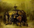 Queue To A Reservoir 1865 - Vasily Perov