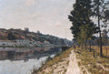 Banks of the Loing - William Lamb Picknell