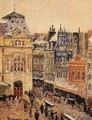 View of Paris 1897 - Camille Pissarro