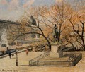 The Pont-Neuf2 1901 - Camille Pissarro