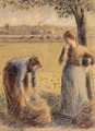 The Harvest 1890 - Camille Pissarro