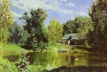 Pond In Abramtzevo 1883 - Vasily Polenov