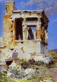 Erechteion 1882 - Vasily Polenov