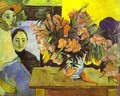 Te tiare farani (aka Bouquet of Flowers) 1893 - Paul Gauguin