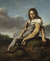 Alfred Dedreux as a Child - Theodore Gericault