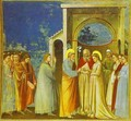 Marriage Of The Virgin 1302-1305 - Giotto Di Bondone