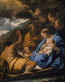 The Flight into Egypt - Luca Giordano