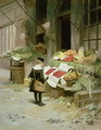 Little Boy at the Market - Victor-Gabriel Gilbert