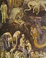 The Last Judgement Detail 4 1304-1306 - Giotto Di Bondone