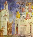The Expulsion Of The Demons From Arezzo 1295-1300 - Giotto Di Bondone