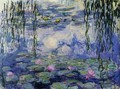 Water-Lilies3 1916-1919 - Claude Oscar Monet
