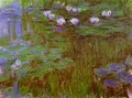 Water-Lilies2 1914-1917 - Claude Oscar Monet