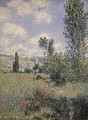 View of Veheuil 1880 - Claude Oscar Monet