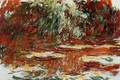 The Water-Lily Pond2 1918-1919 - Claude Oscar Monet