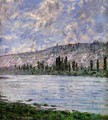 The Seine at Vetheuil (detail) 1880 - Claude Oscar Monet