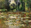 The Bridge over the Water-Lily Pond 1905 - Claude Oscar Monet