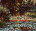The Bridge over the Water-Lily Pond 1900 - Claude Oscar Monet