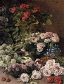 Spring Flowers 1864 - Claude Oscar Monet