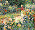 Monet's Garden at Giverny - Claude Oscar Monet