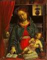 Madonna and Child with an Angel - Vincenzo Foppa